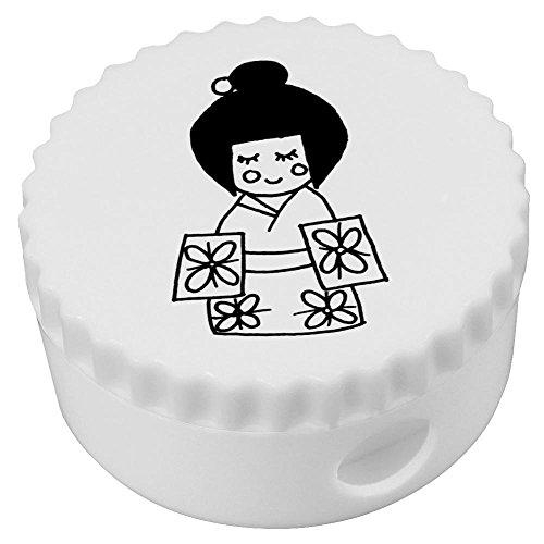 'Geisha' Kompakt Spitzer (PS00000842) (Bleistift Moore)