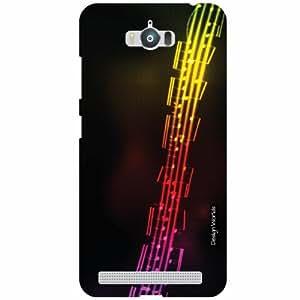 Design Worlds Back Cover For Asus Zenfone Max ZC550KL - Multicolor