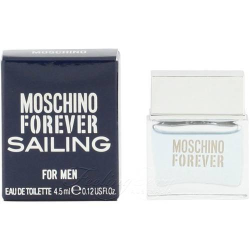 MOSCHINO Forever Sailing by Mini EDT .17 oz/5 ML (Men)