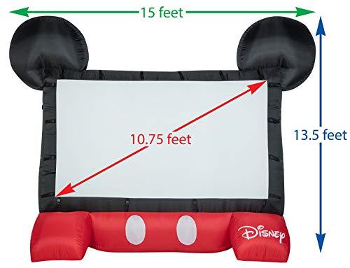 Gemmy Inflatables - Gemmy Aufblasbare Filmbildschirme für den Außenbereich