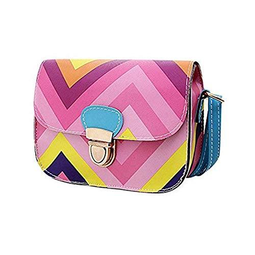 SUCES Damen Mädchen Klein Handtasche Umhängetasche Party Bag Damenhandtaschen Abendtasche Citytasche Schön Crossbody Schultertasche Mode Paket