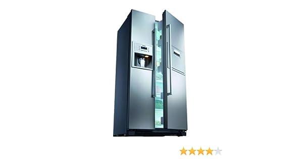 Siemens Kühlschrank Wasserfilter Wechseln : Siemens ka na side by side kombination amazon elektro
