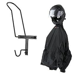 Helmhalterung Helmhalterung NANAD Motorradhelm-Helmhalterung verbessert Haken f/ür M/äntel Wandbefestigung H/üte tolle Geschenkidee
