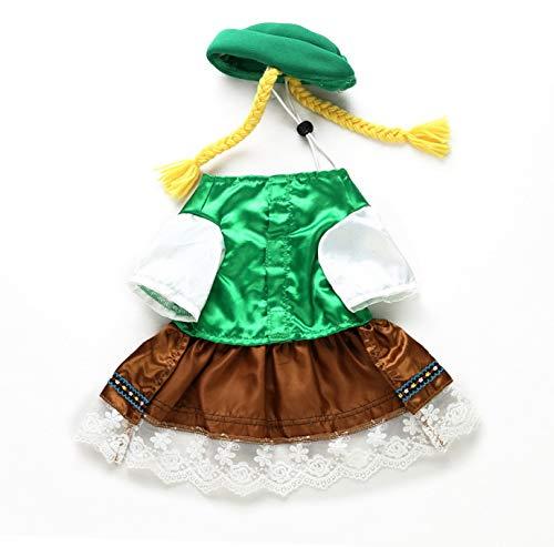 LBX Haustier Halloween Kellner Männlich/weibliche Kleidung Gestrickte Polyester-Material Mehrere Größen Langlebig Leicht Zu Reinigen Weihnachtliche Lustige Kostüme