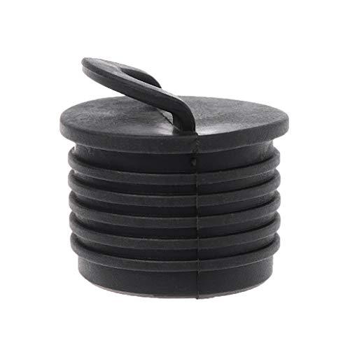 BouT Kajak-Ventil Spirale Luftstopfen Marine Boot Scupper Gummistopfen Abflusslöcher Stöpsel Anti-Auslauf-Zubehör