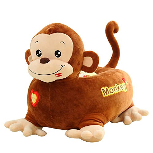 ALUK- small stool Kindersofa Sitz - Super Cute Happy Monkey Form, faulen Stuhl, Sofa Bank, Boy Girl Geburtstagsgeschenk -