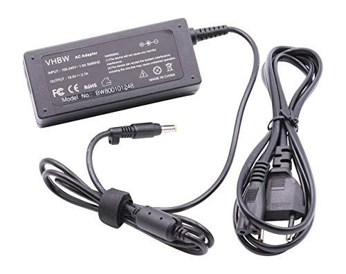 vhbw Ladekabel, Netzteil, Ladegerät 50W (18.5V/2.7A) für Notebook HP Compaq 6720s, 6735b wie PPP012L, 239428-001, 239705-001. - Nw8240 Mobile