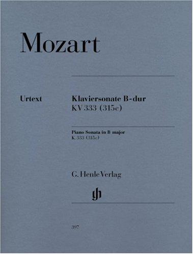 Sonate K333(315c) Sib Maj. - Piano