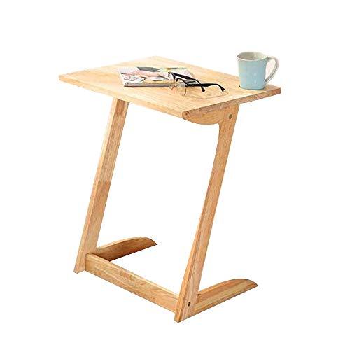 Zhuozi FUFU Tische Sofa Tisch Z-Art Portable Home Laptop Schreiben Wokstation TV Snack Ende Beistelltisch Laptop Schreibtisch Kaffee-Ende Tisch Bett Seite Snack-Tisch Drop-Blatt-Tabelle
