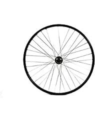 Wilkinson Jante hybride Double pour roue avant de vélo Noir 700 C