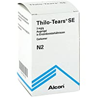 Thilo Tears Se Augengel 50X0.7 g preisvergleich bei billige-tabletten.eu