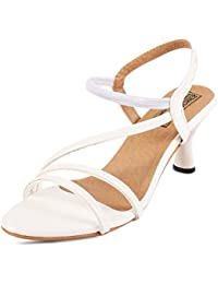 3a19c7820 ANAND ARCHIES Artificial Leather Heels for Women s and Girl s (AA-325-P)