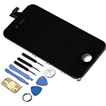 DBPOWER Touch Screen LCD Vetro +Display Assemblato per APPLE iPhone