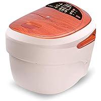 Fußsprudelbad,Fußbad Automatisches Fußwaschbecken, tiefes Fass, konstante Temperatur, elektrische Massage preisvergleich bei billige-tabletten.eu
