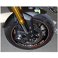 Suchergebnis Auf Amazonde Für Yamaha Mt 09 Aufkleber