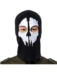 Barlingrock Wind Mask Full Function Ski écharpe Moto Biker écharpe de  Motard, Protection du Cou, Foulard de Sport, époussetage, Courir,… f1ec644630c