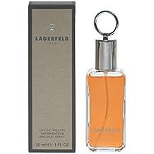 Karl Lagerfeld Classic homme/men, Eau de Toilette, Vaporisateur/Spray, 30 ml