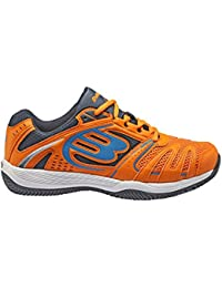 ZAPATILLAS BULLPADEL BALE NARANJA FLUORESCENTE