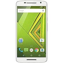 "Motorola Moto X Play - Smartphone de Pantalla 5.5"" (Full HD, 4G, 1.7 GHz Octa Core, 2 GB RAM, 16 GB, Cámaras principal de 21/5 MP, Android 6) Color Blanco"