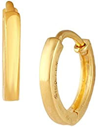 TBZ - The Original 22k Yellow Gold Drop Earrings