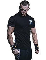 Camisetas de Entrenamiento Atleta Fit - Urban Lifters Gym / Crossfit T-Shirt (M)