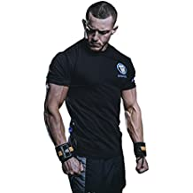 Camisetas de Entrenamiento Atleta Fit - Urban Lifters Gym / Crossfit T-Shirt (M)