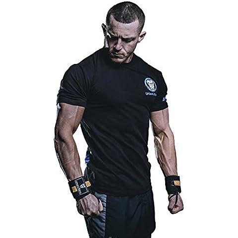 Camisetas de Entrenamiento Atleta Fit - Urban Lifters Gym / Crossfit T-Shirt (XL)