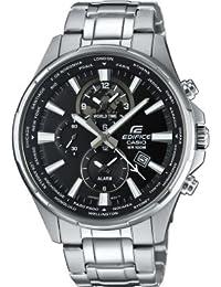 Casio Edifice – Herren-Armbanduhr mit Analog-Display und Edelstahlarmband – EFR-304D-1AVUEF