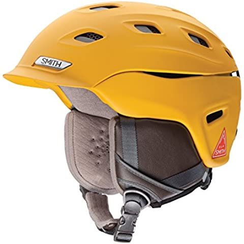 Smith Vantage Casco da uomo Matte senape