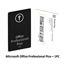 Microsoft Office 2019 Professional Plus - 1PC