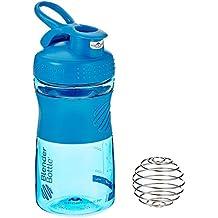 BlenderBottle Sportmixer Botella de agua | Botella mezcladora de batidos de proteínas | con batidor Blenderball