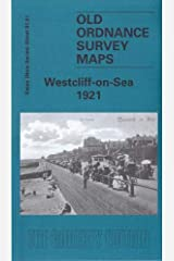 Westcliff-on-Sea 1921: Essex (New Series) Sheet 91.01 (Old Ordnance Survey Maps of Essex) Map