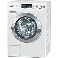 Miele WKF131WPS D LW PWash 2.0 Waschmaschine Frontlader / A+++ / 137 kWh / Jahr / 1600 UpM / 8 kg / Weiß / QuickPowerWash / Bügeln leicht gemacht - Thermo-Schontrommel mit Vorbügeln