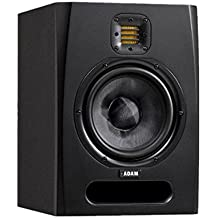 Adam Audio F7 altavoz - Altavoces (Negro, Mesa/estante, PC, Integrado, Alámbrico, RCA/XLR)