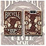 Bicycle Civil War Deck by US Playing Card Co - Trick