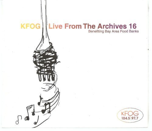 KFOG Live From the Archives 16 (Audio CD) by Susan Tedeschi, David Gray, The Decemberists, Chuck Prophet, The Fray, Mat Kearn (2009-01-01) - Amazon Musica (CD e Vinili)