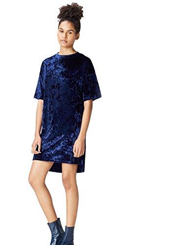 FIND T-Shirt Kleid aus Samt - 15,40 €