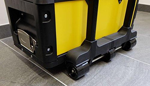 Metall Werkzeugtrolley Werkzeugkasten Werkstattwagen XXL Type 305/2B2C von AS-S - 8