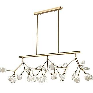 Lampadariovetro, stile nordico semplice soggiorno atmosfera lampadariovetro di casa, lampadario ristorante