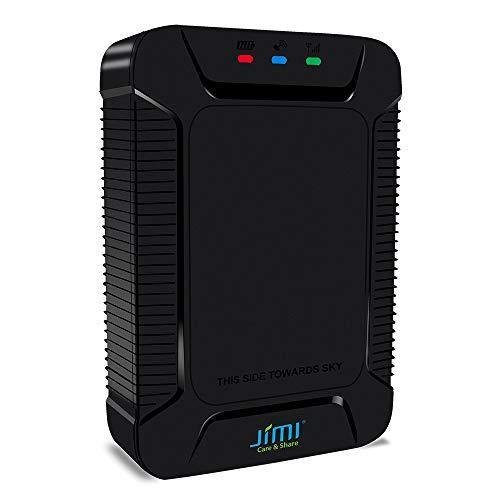 JIMI X3 GPS Tracker Localizador con Monitor de Aplicación, Rastreador GPS Antirrobo...