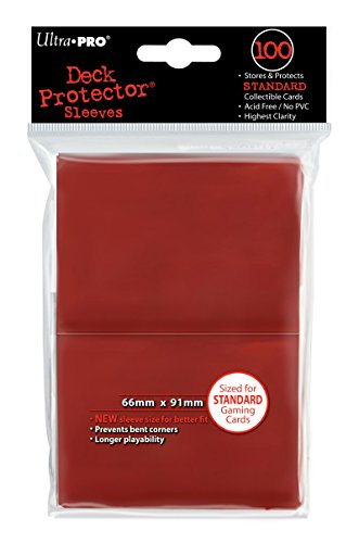Ultra Pro Deck Protector Sleeves (100) rot