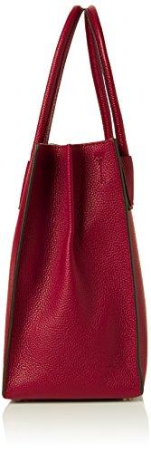 Michael Kors Mercer Lg Conv Tote - Borse Donna, Rosso (Mulberry), 13.5x25x31 cm (W x H L)