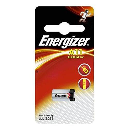 ENERGIZER Lot de 3 Blisters de 1 Pile Alcaline E11A/L1016 6V