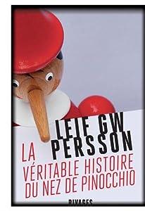 """Afficher """"Backström n° 3 La véritable histoire du nez de Pinocchio"""""""
