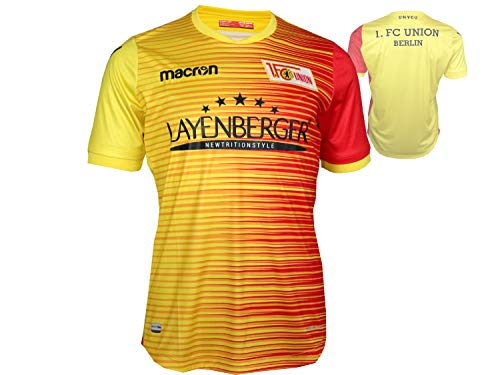 Maillot Third Union Berlin 2017-2018