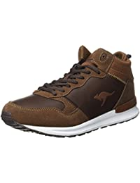 Zapatos negros Kangaroos para hombre oTUMk