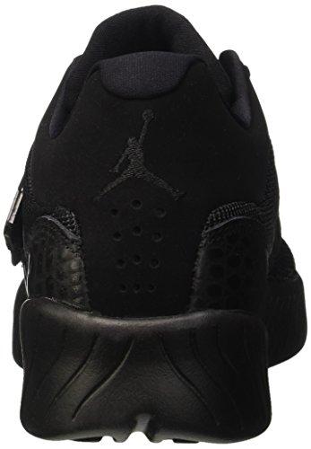 Nike Herren 854557-001 Basketball Turnschuhe Schwarz