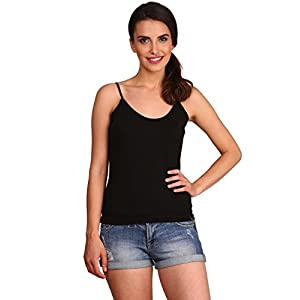Jockey Women's Cotton Spaghetti Top