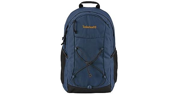 4d1936e48baf Timberland Backpack Crofton 24 Litre Blue Water Resistant Rucksack Bag   Amazon.co.uk  Luggage