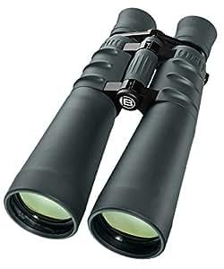 Bresser Fernglas Spezial-Jagd 9x63 mit voller Mehrschichtvergütung, Mitteltriebfokussierung, Dioptrienausgleich, Stativanschlussgewinde inklusive Transporttasche und Trageriemen